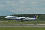 デデゴンさんが、新千歳空港で撮影したスカイマーク A330-343Xの航空フォト(写真)
