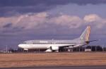 kumagorouさんが、仙台空港で撮影したアシアナ航空 737-4Y0の航空フォト(写真)