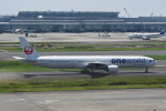 kuro2059さんが、羽田空港で撮影した日本航空 777-346の航空フォト(写真)