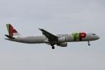 rjジジィさんが、ロンドン・ヒースロー空港で撮影したTAPポルトガル航空 A321-211の航空フォト(写真)
