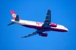 まいけるさんが、スワンナプーム国際空港で撮影したキングフィッシャー航空 A320-232の航空フォト(写真)