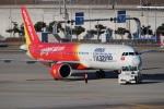 つっさんさんが、関西国際空港で撮影したベトジェットエア A321-271Nの航空フォト(写真)