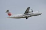南国の防人さんが、那覇空港で撮影した日本エアコミューター ATR-42-600の航空フォト(写真)