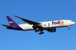 まえちんさんが、成田国際空港で撮影したフェデックス・エクスプレス 777-FHTの航空フォト(写真)