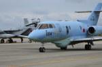 南国の防人さんが、那覇空港で撮影した航空自衛隊 U-125A(Hawker 800)の航空フォト(写真)