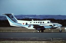 tassさんが、仙台空港で撮影した海上保安庁 B200T Super King Airの航空フォト(写真)