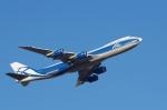 ken-kenさんが、成田国際空港で撮影したエアブリッジ・カーゴ・エアラインズ 747-8HVFの航空フォト(飛行機 写真・画像)