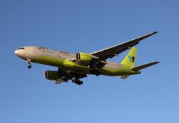 MOHICANさんが、福岡空港で撮影したジンエアー 777-2B5/ERの航空フォト(飛行機 写真・画像)