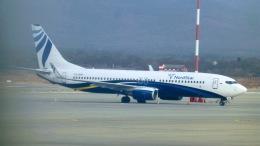 mealislandさんが、ウラジオストク空港で撮影したノードスター航空 737-8Q8の航空フォト(飛行機 写真・画像)