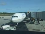 fly_a_high_pitchさんが、アントニオ・B・ウォン・パット国際空港で撮影したユナイテッド航空 767-424/ERの航空フォト(写真)