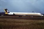 tassさんが、仙台空港で撮影した日本エアシステム MD-81 (DC-9-81)の航空フォト(飛行機 写真・画像)