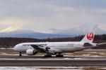noriphotoさんが、新千歳空港で撮影した日本航空 777-246の航空フォト(写真)