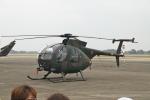 たにやん99さんが、新田原基地で撮影した陸上自衛隊 OH-6Dの航空フォト(写真)
