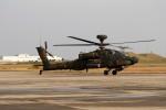 もぐ3さんが、築城基地で撮影した陸上自衛隊 AH-64Dの航空フォト(写真)