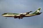 tassさんが、成田国際空港で撮影したイラク航空 747-270C/SCDの航空フォト(写真)