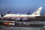 tassさんが、羽田空港で撮影したロイヤル・エア・モロッコ 747SP-44の航空フォト(写真)