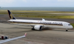 ハピネスさんが、中部国際空港で撮影したシンガポール航空 787-10の航空フォト(飛行機 写真・画像)