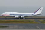 Tomo-Papaさんが、羽田空港で撮影した大韓民国空軍 747-4B5の航空フォト(写真)