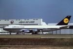 tassさんが、成田国際空港で撮影したルフトハンザ・カーゴ 747-230F/SCDの航空フォト(飛行機 写真・画像)