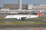 OS52さんが、羽田空港で撮影したフィリピン航空 A350-941XWBの航空フォト(写真)
