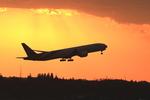 ふじいあきらさんが、成田国際空港で撮影したタイ国際航空 777-35R/ERの航空フォト(写真)