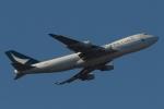 木人さんが、成田国際空港で撮影したキャセイパシフィック航空 747-467F/ER/SCDの航空フォト(写真)