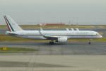 Tomo-Papaさんが、羽田空港で撮影したメキシコ空軍 757-225の航空フォト(写真)