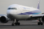 tjun1さんが、岡山空港で撮影した全日空 767-381/ERの航空フォト(写真)