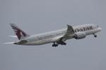 NIKEさんが、デンパサール国際空港で撮影したカタール航空 787-8 Dreamlinerの航空フォト(写真)