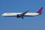 PASSENGERさんが、ロサンゼルス国際空港で撮影したデルタ航空 767-432/ERの航空フォト(写真)