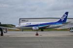 南国の防人さんが、那覇空港で撮影したANAウイングス 737-54Kの航空フォト(飛行機 写真・画像)
