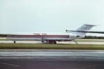 tassさんが、サイパン国際空港で撮影したTING TAI 727-223/Adv(F)の航空フォト(写真)