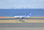 fukucyanさんが、羽田空港で撮影した全日空 737-881の航空フォト(写真)