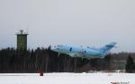 ぷぅちゃんさんが、千歳基地で撮影した航空自衛隊 U-125A(Hawker 800)の航空フォト(写真)