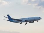 ガスパールさんが、関西国際空港で撮影したガルーダ・インドネシア航空 A330-343Xの航空フォト(写真)