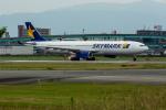 みぐさんが、福岡空港で撮影したスカイマーク A330-343Xの航空フォト(写真)