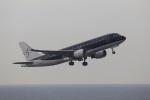 わんだーさんが、中部国際空港で撮影したスターフライヤー A320-214の航空フォト(写真)