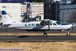 Chofu Spotter Ariaさんが、調布飛行場で撮影した共立航空撮影 208B Grand Caravanの航空フォト(写真)