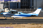 Chofu Spotter Ariaさんが、調布飛行場で撮影した川崎航空 TU206F Turbo Stationairの航空フォト(飛行機 写真・画像)