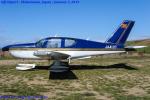 Chofu Spotter Ariaさんが、茨城県下妻市場外離着陸場で撮影した日本個人所有 TB-10 Tobagoの航空フォト(写真)