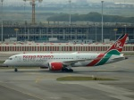 kikiさんが、スワンナプーム国際空港で撮影したケニア航空 787-8 Dreamlinerの航空フォト(写真)