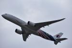 空が大好き!さんが、関西国際空港で撮影したマレーシア航空 A350-941XWBの航空フォト(写真)