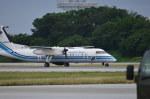 南国の防人さんが、那覇空港で撮影した海上保安庁 DHC-8-315 Dash 8の航空フォト(写真)