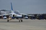 南国の防人さんが、那覇空港で撮影した航空自衛隊 T-4の航空フォト(飛行機 写真・画像)