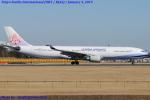 Chofu Spotter Ariaさんが、成田国際空港で撮影したチャイナエアライン A330-302の航空フォト(飛行機 写真・画像)