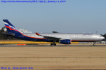 Chofu Spotter Ariaさんが、成田国際空港で撮影したアエロフロート・ロシア航空 A330-343Xの航空フォト(飛行機 写真・画像)