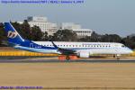 Chofu Spotter Ariaさんが、成田国際空港で撮影したマンダリン航空 ERJ-190-100 IGW (ERJ-190AR)の航空フォト(飛行機 写真・画像)