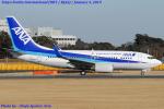 Chofu Spotter Ariaさんが、成田国際空港で撮影した全日空 737-781の航空フォト(飛行機 写真・画像)