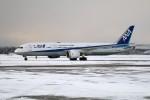 北の熊さんが、新千歳空港で撮影した全日空 787-9の航空フォト(飛行機 写真・画像)
