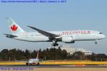 Chofu Spotter Ariaさんが、成田国際空港で撮影したエア・カナダ 787-8 Dreamlinerの航空フォト(飛行機 写真・画像)